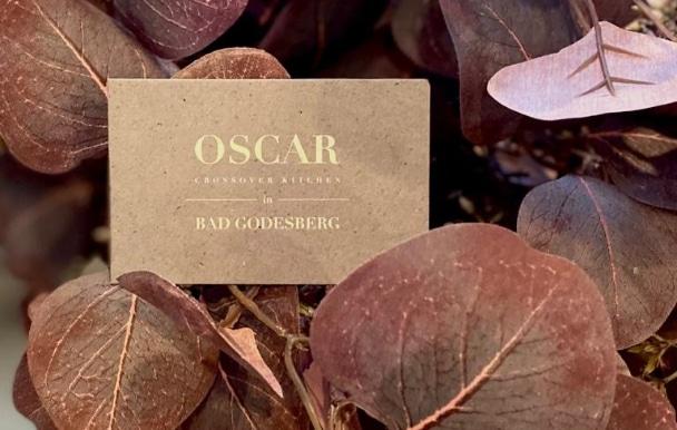 OSCAR Bad Godesberg Visitenkarte